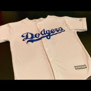 | Official LA Dodgers Y (L) | #22 Kershaw Jersey |